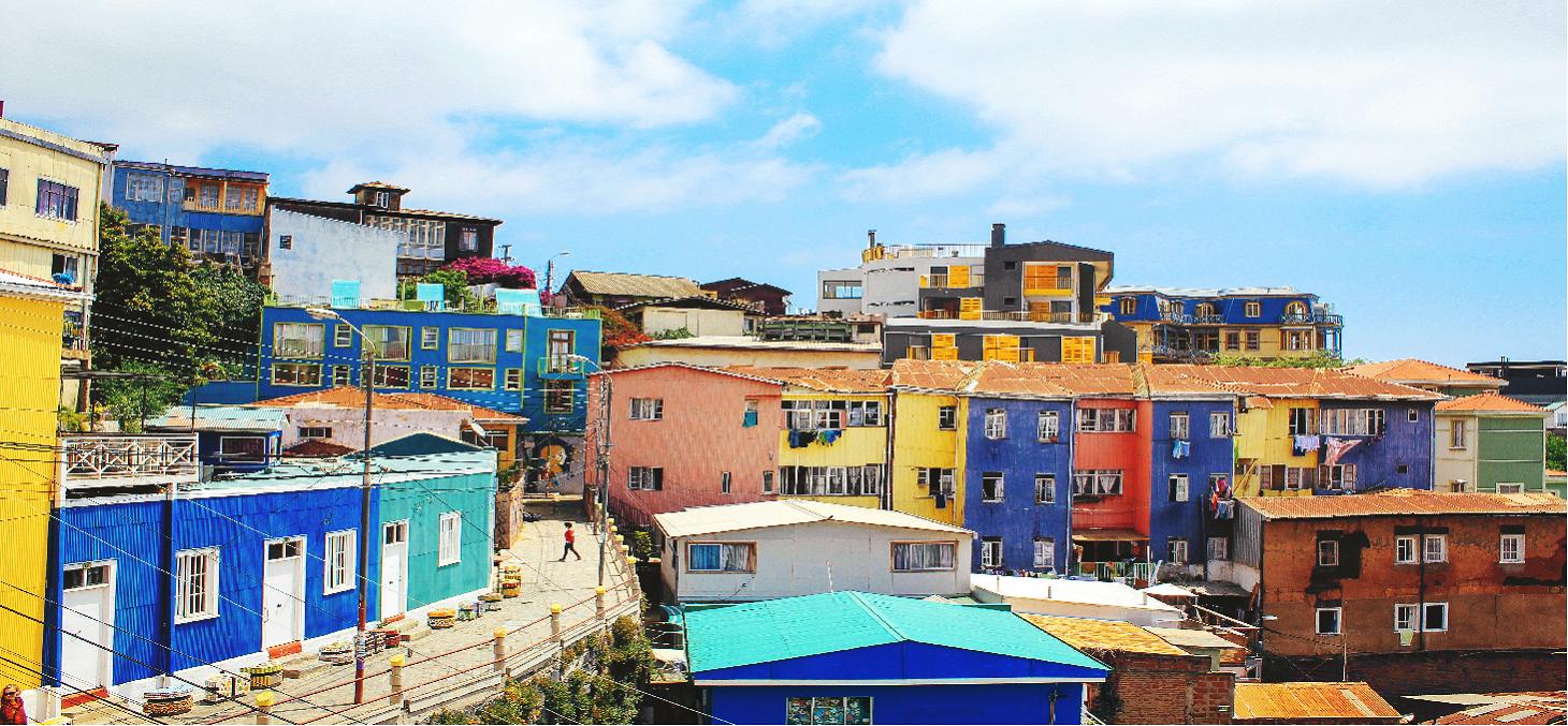 Coloration bâtiments