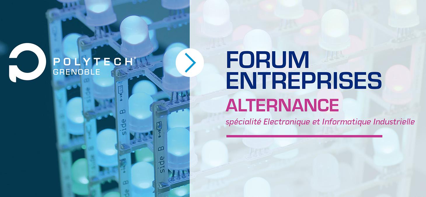 forum entreprises alternance