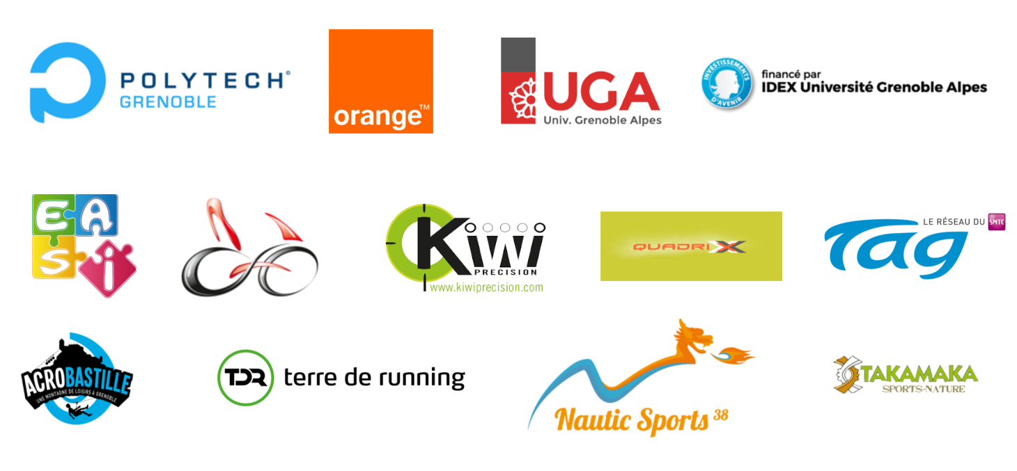 Les sponsors 2019
